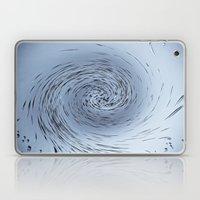 Spinning Water Laptop & iPad Skin