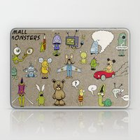 Small Monsters Laptop & iPad Skin