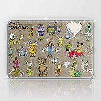 Small Monsters Laptop & iPad Skin