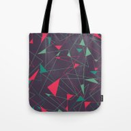 Tote Bag featuring Riot by Tracie Andrews