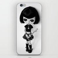 Melinda Rock iPhone & iPod Skin
