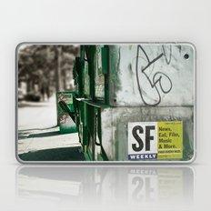 San Francisco Weekly Laptop & iPad Skin