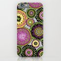 Tribal Aura iPhone & iPod Case