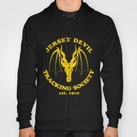 Jersey Devil Tracking So… Hoody