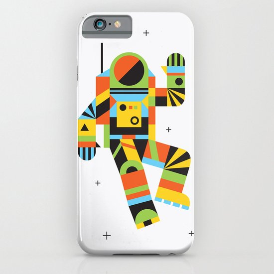 Hello Spaceman iPhone & iPod Case