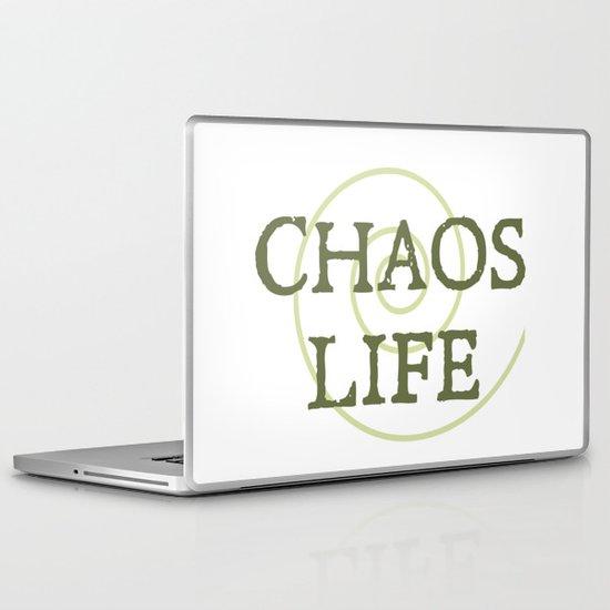 ChaosLife: The Print Laptop & iPad Skin