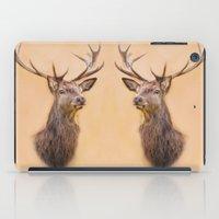 Cernunnos The Stag iPad Case