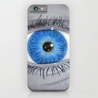 iPhone & iPod Case featuring What Are You Looking At? by Joel Harris Studio