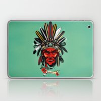 THE INDIAN SUMMER Laptop & iPad Skin