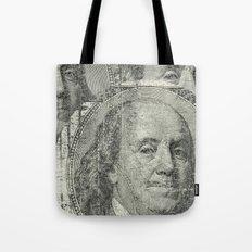 DOLLAR$ and SENSE Tote Bag