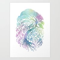 Our Roots Remain As One Art Print