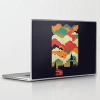 london Laptop & iPad Skins featuring London by The Child