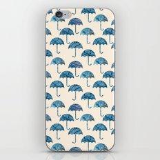 rain #2 iPhone & iPod Skin