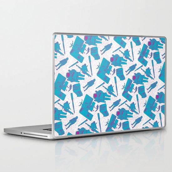 SPACE 3000 Laptop & iPad Skin