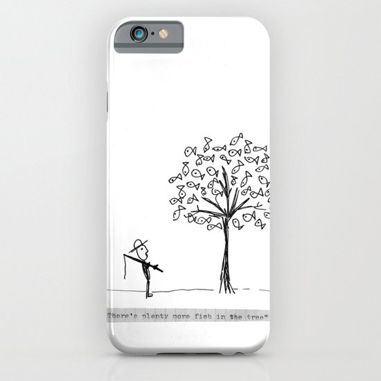 more fish in the tree iPhone & iPod Case