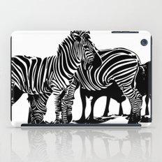Zebras iPad Case