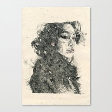Eden Child Canvas Print