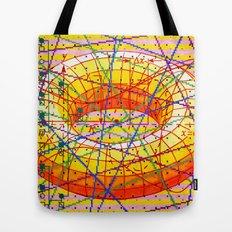 ad infinitum Tote Bag
