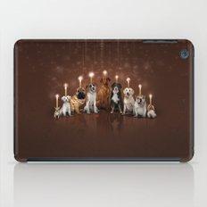 Hot Dog, It's Hanukkah! iPad Case