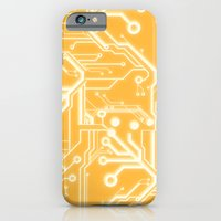 iPhone & iPod Case featuring Phalanx  by Leigh Wortley