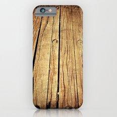 Rustic Wood iPhone 6s Slim Case