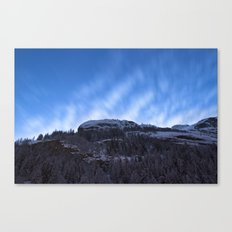 Mountain Sky  Canvas Print