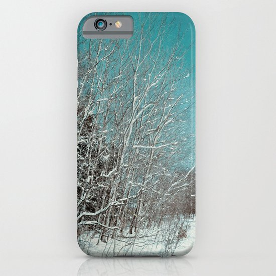 snow iPhone & iPod Case