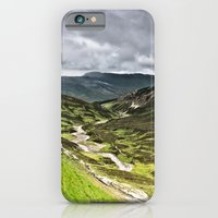 iPhone & iPod Case featuring Inchnadamph Caves by Loesj