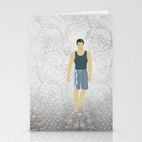 Boardshorts 10 Stationery Cards