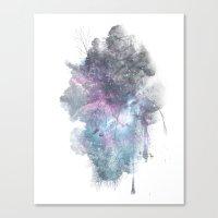 Cardiocentric Canvas Print