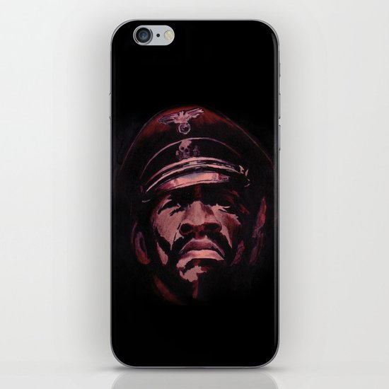 Black Gestapo iPhone & iPod Skin