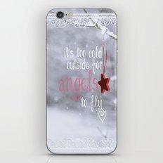Angels iPhone & iPod Skin