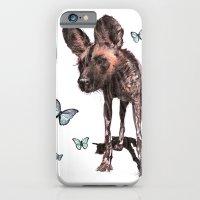 Painted Dog iPhone 6 Slim Case