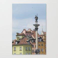 Pretty Poland Canvas Print