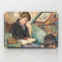 The Bookseller's Son iPad Case