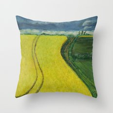 DoroT No. 0013 Throw Pillow