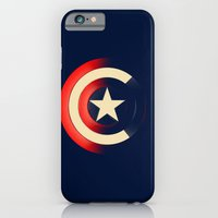 iPhone & iPod Case featuring Captain by Ian Wilding