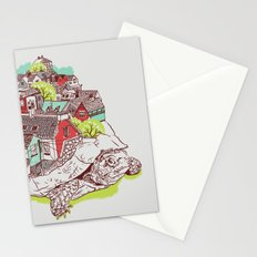 Tur-Town Stationery Cards
