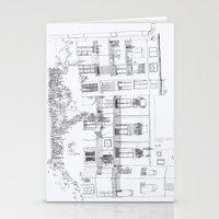 Algún Lloc Aprop Del Ca… Stationery Cards