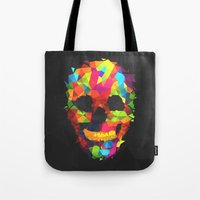 Meduzzle: Colorful Geome… Tote Bag