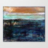 East Coast Canvas Print