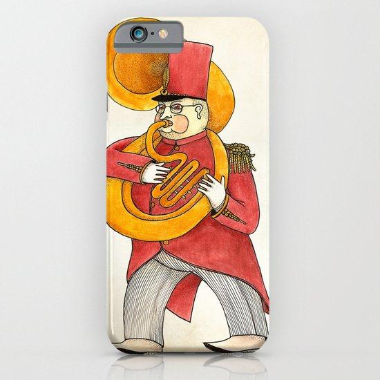 García, tuba iPhone & iPod Case