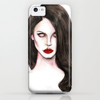 iPhone 5c Cases featuring Serial Killer  by Lucas David