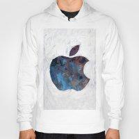 Painted Apple Hoody