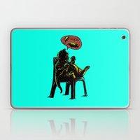 Obesity Cat Laptop & iPad Skin