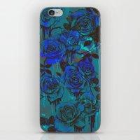 Royal Roses iPhone & iPod Skin