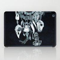Voodoo Amulets iPad Case