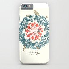 CALEIDOSCOPIO ORNITOLÓGICO iPhone 6 Slim Case