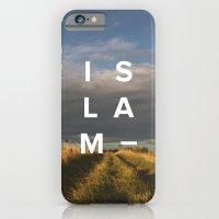 Islam- Poster iPhone 6 Slim Case