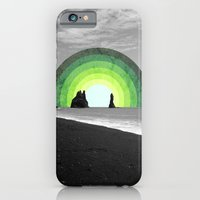 iPhone & iPod Case featuring Sunset by Simon Trapp